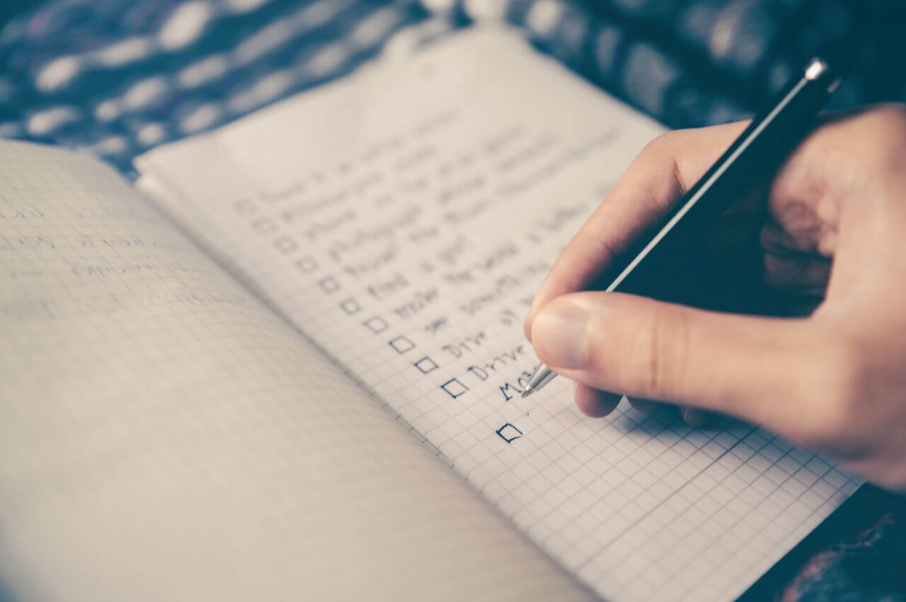 7 Lists to get things done as a Business Analyst